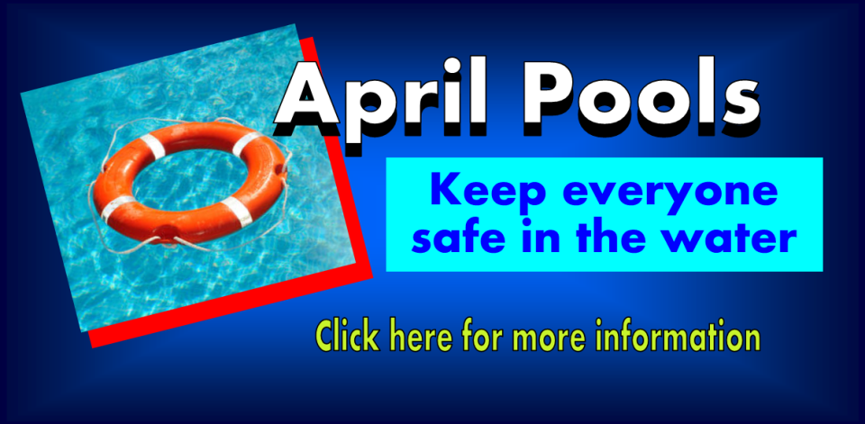 home slide show - pool safety 2019