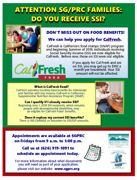 calfresh flyer picture